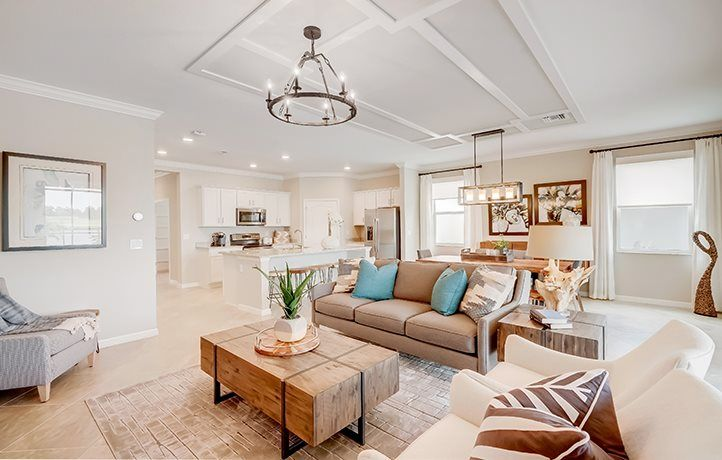 Living Area featured in the MARSALA By Lennar in Punta Gorda, FL