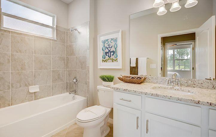 Bathroom featured in the MARSALA By Lennar in Punta Gorda, FL