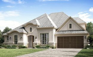 Aliana - Provence Collection by Village Builders in Houston Texas