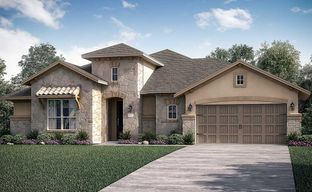 Woodtrace - Wentworth Collection by Village Builders in Houston Texas