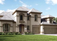 Ridgefield II - Woodtrace - Classic Collection: Pinehurst, Texas - Village Builders