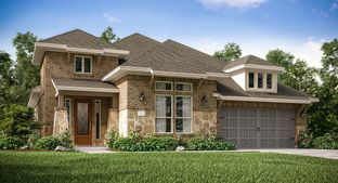 Northborough - The Groves - Cambridge & Icon Collections: Humble, Texas - Village Builders