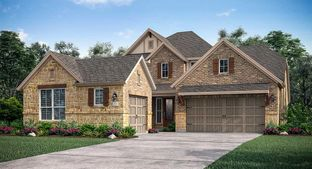 Blackburn - The Groves - Cambridge & Icon Collections: Humble, Texas - Village Builders