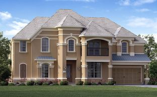 Aliana - Kingston Collection by Village Builders in Houston Texas