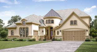 Parker II - Aliana - Kingston Collection: Richmond, Texas - Village Builders