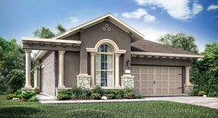 Sonnenberg - Kingwood-Royal Brook - Champions Patio and Icon Collections: Porter, Texas - Village Builders