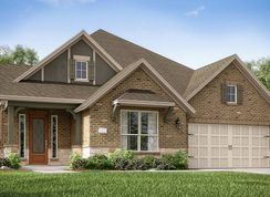 Northborough - Towne Lake - Cambridge & Provence Collections: Cypress, Texas - Village Builders