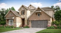 Towne Lake - Cambridge, Icon & Provence Collections by Village Builders in Houston Texas
