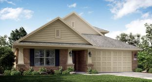 Radford II 3796 - The Groves - Brookstone Collection: Humble, Texas - Lennar