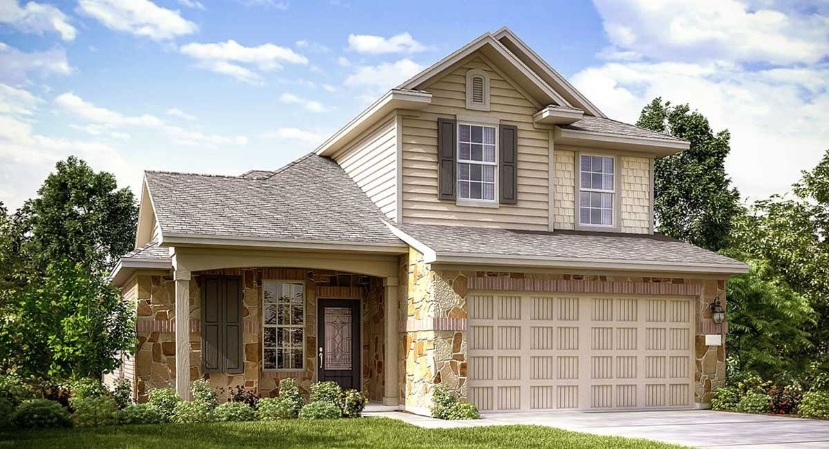 Exterior featured in the Primrose By Lennar in Houston, TX