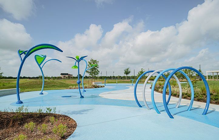 'Dellrose - Wildflower Collection' by Lennar - Houston in Houston