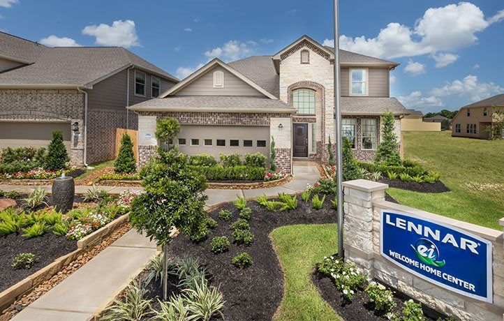 'Delany Cove - Wildflower II Collection' by Lennar - Houston in Houston