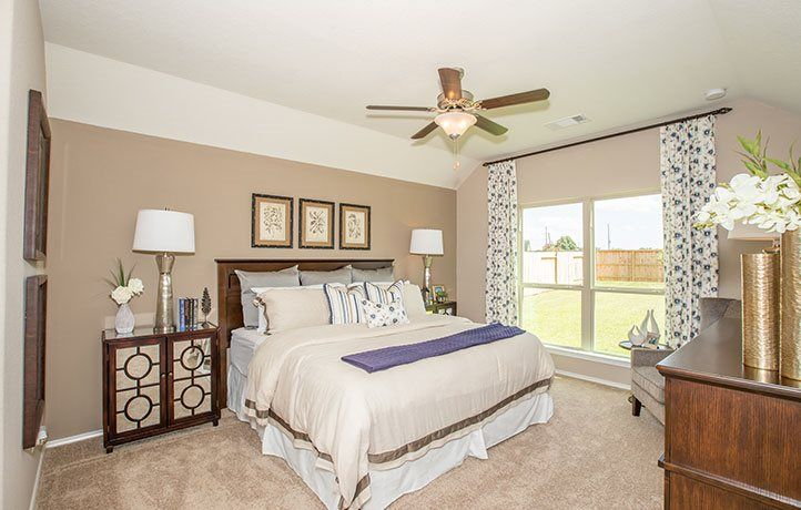 Bedroom featured in the Larkspur By Lennar in Houston, TX
