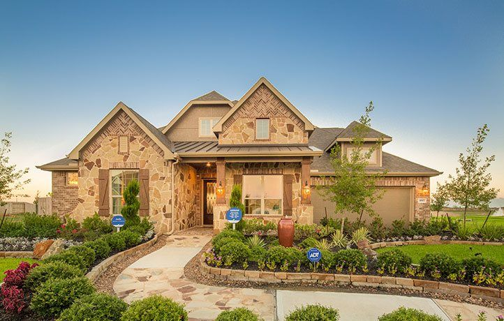 Exterior featured in the Jade By Lennar in Houston, TX