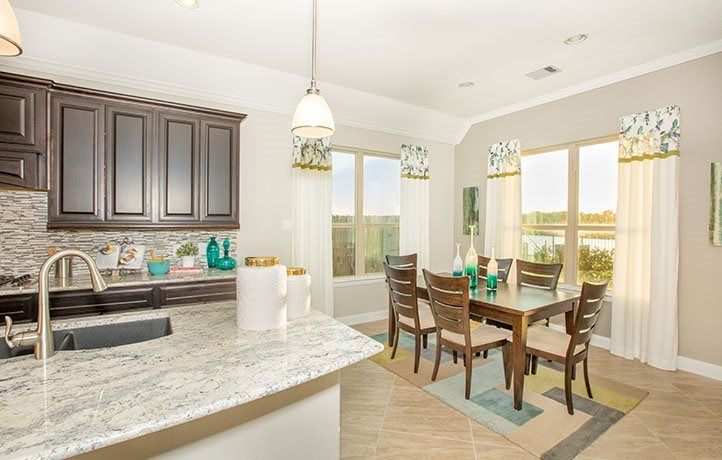 Living Area featured in the Jade By Lennar in Houston, TX