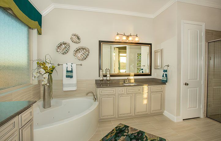 Bathroom featured in the Jade By Lennar in Houston, TX