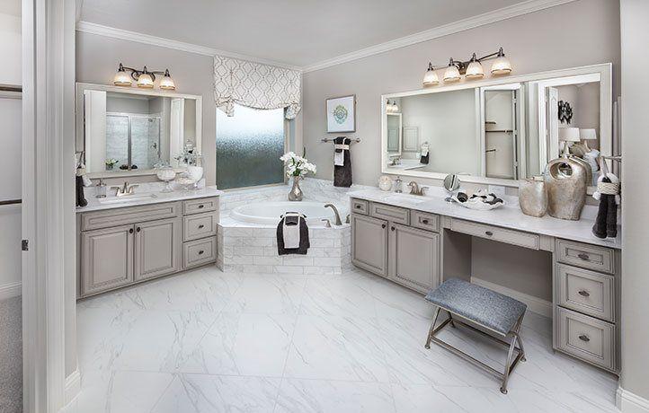 Bathroom featured in the Amethyst By Lennar in Houston, TX