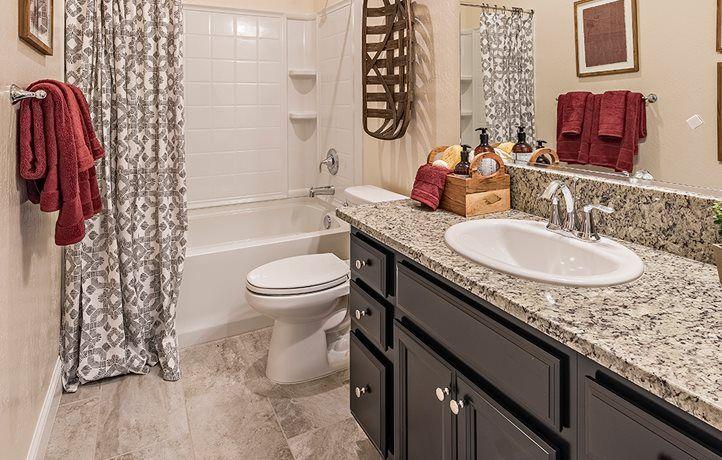 Bathroom featured in the Duchess By Lennar in Visalia, CA