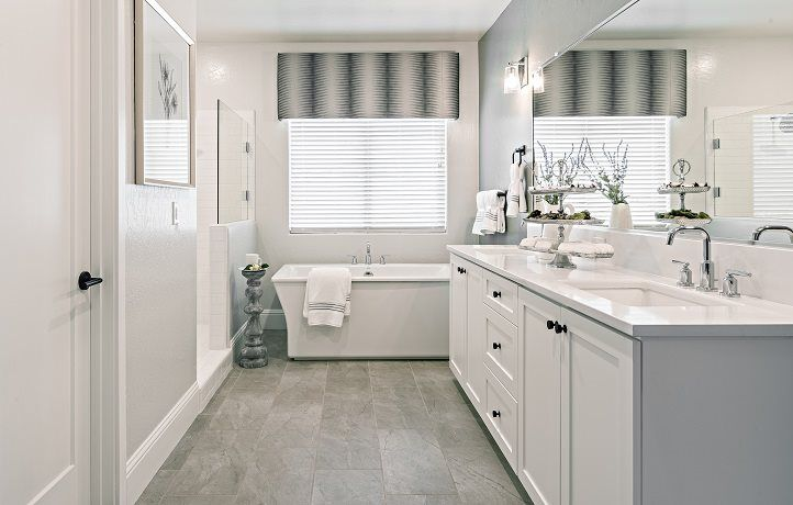 Bathroom featured in the Citadel By Lennar in Fresno, CA