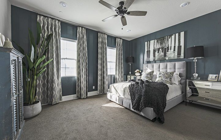 Bedroom featured in the Citadel By Lennar in Fresno, CA