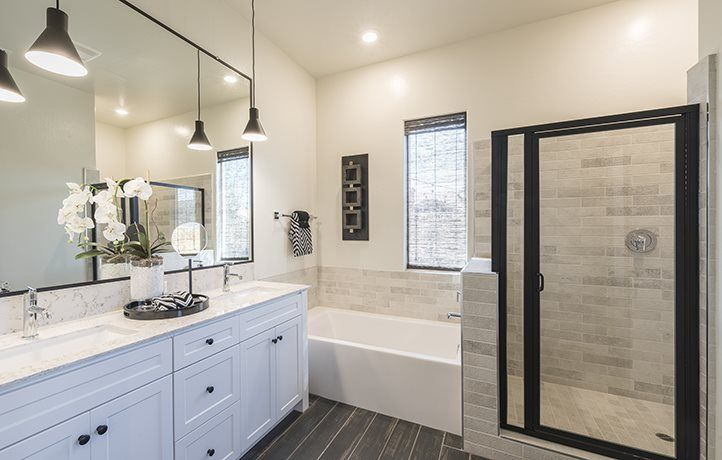 Bathroom featured in the Moonlight By Lennar in Bakersfield, CA