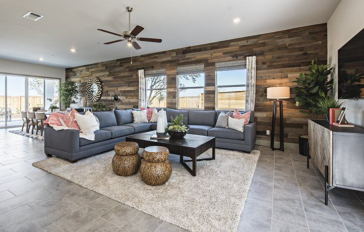 Living Area featured in the Solstice - Next Gen By Lennar in Bakersfield, CA