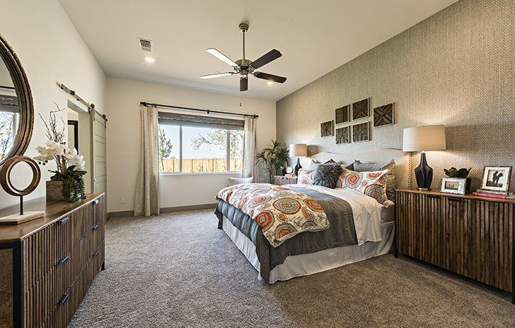 Bedroom featured in the Solstice - Next Gen By Lennar in Bakersfield, CA