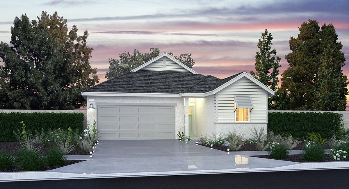 Exterior featured in the Dune By Lennar in Bakersfield, CA