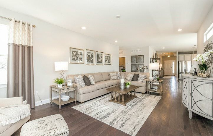 Living Area featured in the Cape May By Lennar in Ocean County, NJ