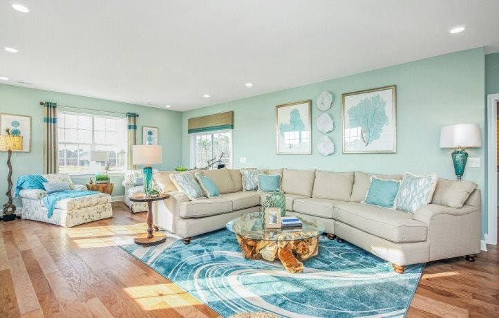 Living Area featured in the Chapel Hill By Lennar in Ocean County, NJ