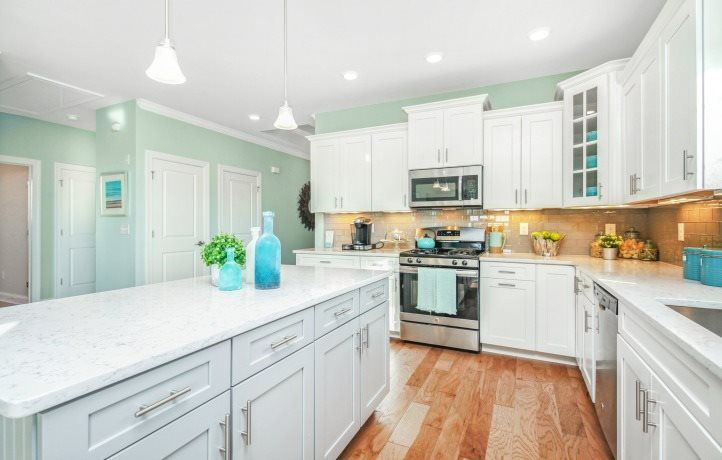 Kitchen featured in the Chapel Hill By Lennar in Ocean County, NJ