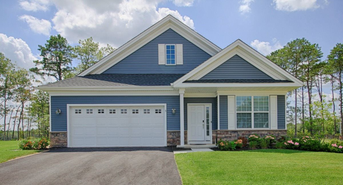 Exterior featured in the Barnegat By Lennar in Ocean County, NJ