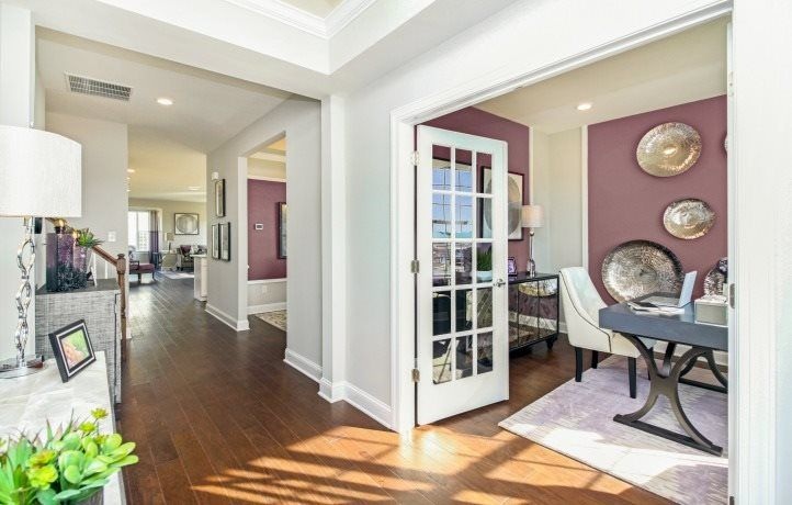 Living Area featured in the Barnegat By Lennar in Ocean County, NJ