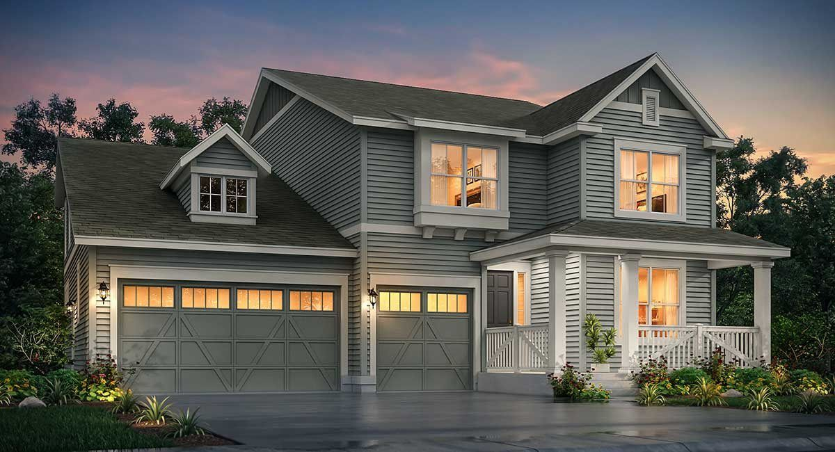 'Compass - The Grand Collection' by Lennar - Colorado in Denver