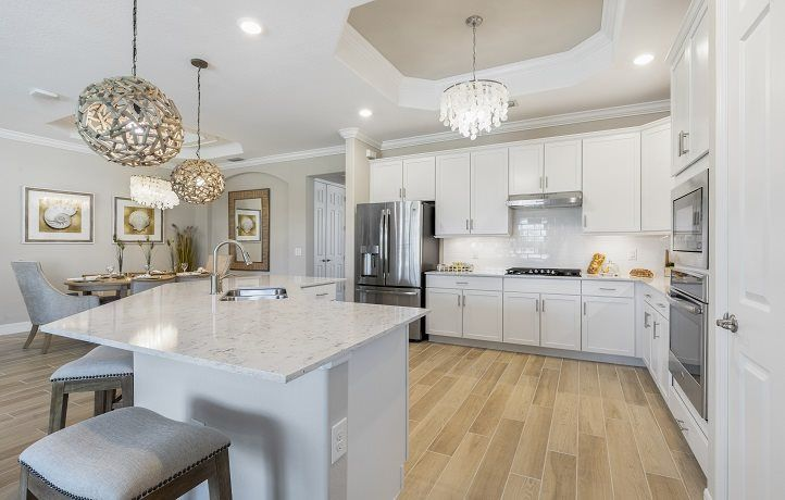 Kitchen featured in the Victoria By Lennar in Fort Myers, FL