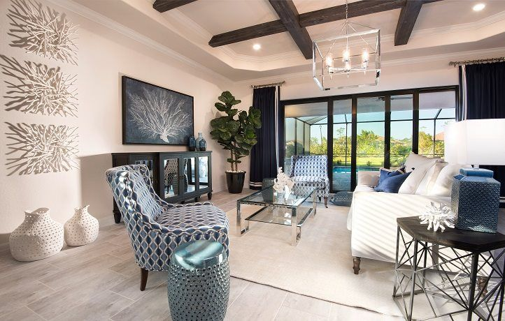 Living Area featured in the Catalina By Lennar in Fort Myers, FL