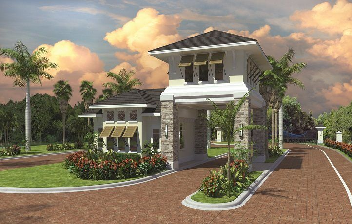'Vista WildBlue - Manor Homes' by Lennar - SW Florida in Fort Myers