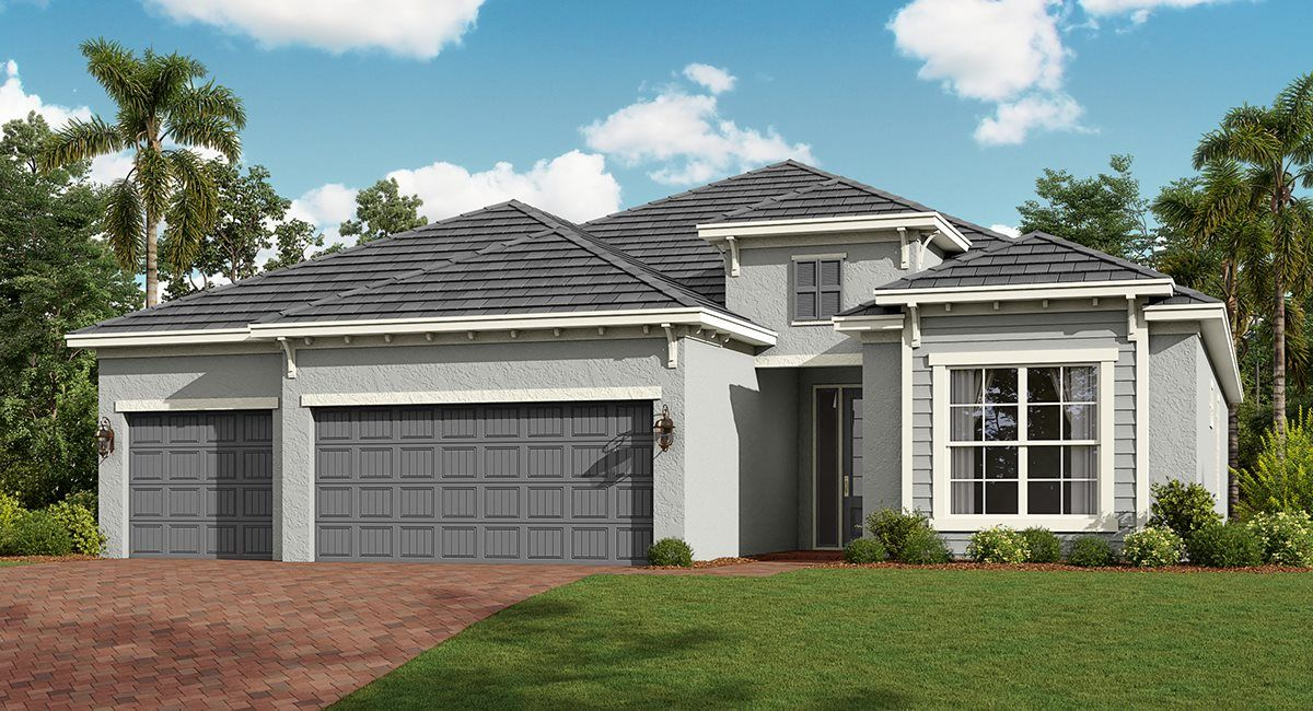 Exterior featured in The Princeton By Lennar in Fort Myers, FL