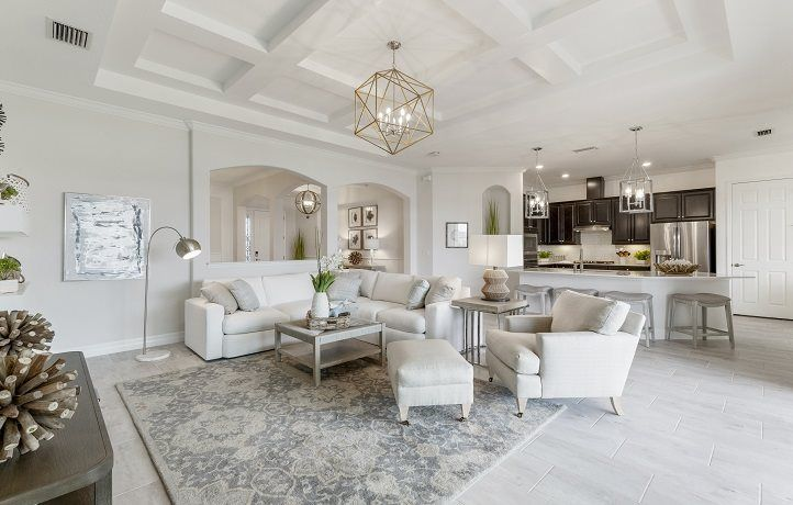 Living Area featured in The Princeton By Lennar in Fort Myers, FL