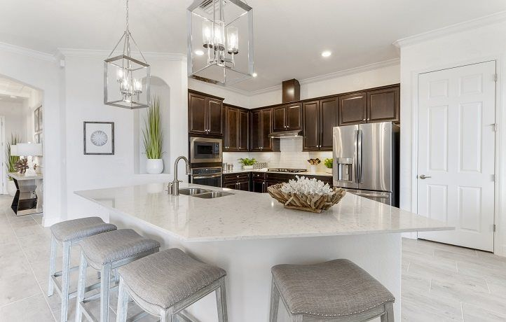 Kitchen featured in The Princeton By Lennar in Fort Myers, FL