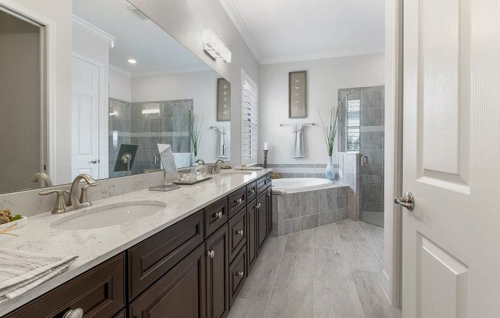 Bathroom featured in The Princeton By Lennar in Fort Myers, FL