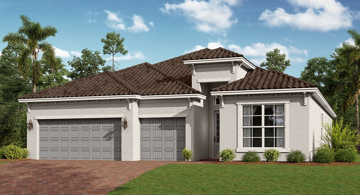 Exterior featured in The Stanford By Lennar in Fort Myers, FL