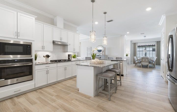 Kitchen featured in The Stanford By Lennar in Fort Myers, FL