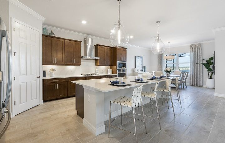 Kitchen featured in The Summerville By Lennar in Fort Myers, FL