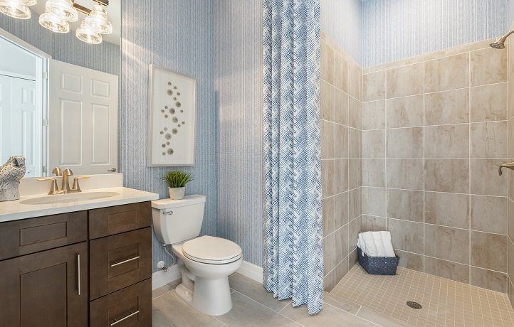 Bathroom featured in The Summerville By Lennar in Fort Myers, FL