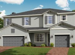 The Cornell - Vista WildBlue - Manor Homes: Fort Myers, Florida - Lennar