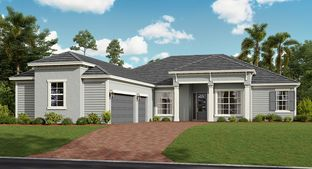Napoli II - Vista WildBlue - Estate Homes: Fort Myers, Florida - Lennar
