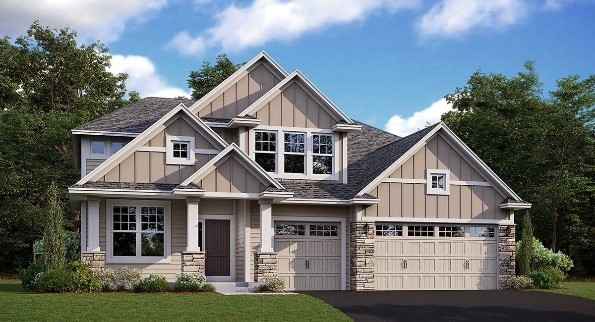 Exterior featured in the Summit EI By Lennar in Minneapolis-St. Paul, MN
