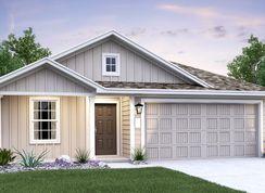 Fullerton - Heather Glen - Barrington, Watermill & Westfield: New Braunfels, Texas - Lennar