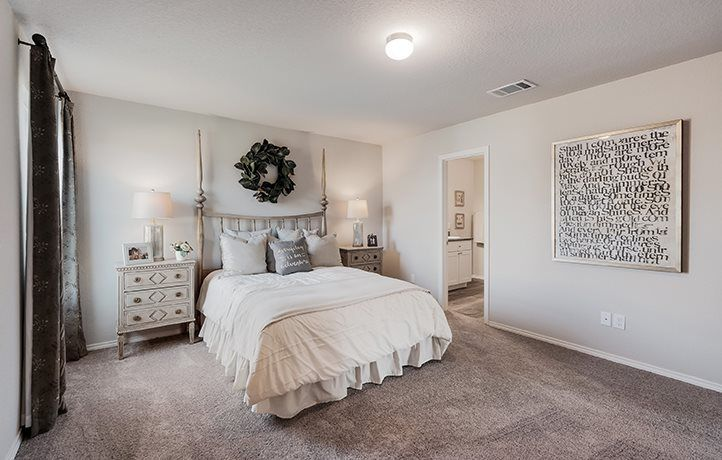 Bedroom featured in the Nettleton By Lennar in San Antonio, TX